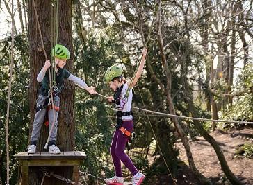 Beamish Wild Adventure Park