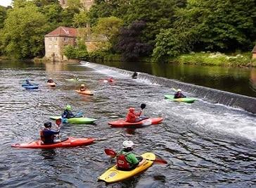 Durham Kayak Club