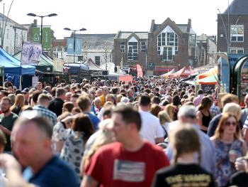 festival in Durham