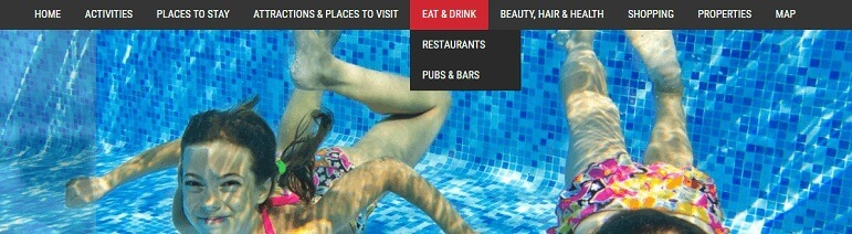 Drop Down menus Advertise with us What's on in Durham