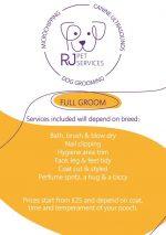 RJ Pet Services