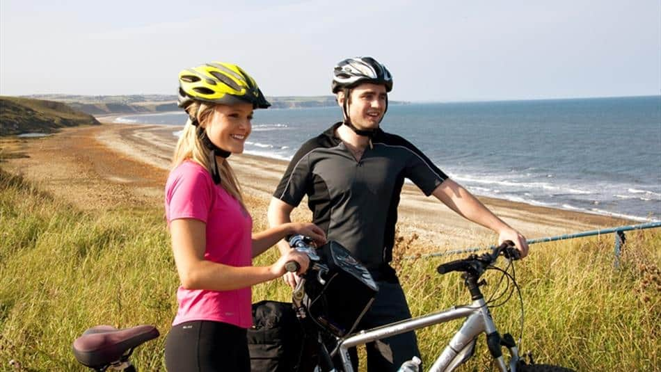 Easington Colliery to Haswell Cycle Route